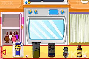 《烤彩虹甜甜圈》游戏画面3