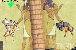 《骑驴火炬球》游戏画面1