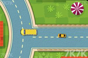 《高峰期的巴士运送》游戏画面3