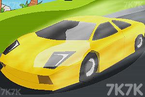 《赛道循环赛》游戏画面1