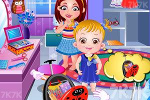 《可爱宝贝的海边派对》游戏画面3