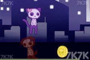 《幽灵小猫历险记》游戏画面3