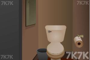 《逃出地铁洗手间》游戏画面3