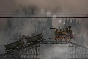 《蒸汽火车运货》游戏画面1