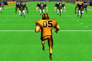 《美式橄榄球联赛》游戏画面1