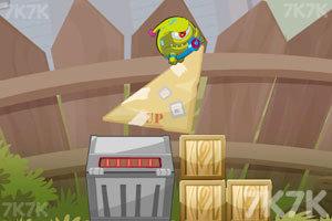 《外星怪进盒子》游戏画面3