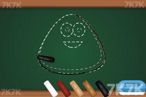 《土豆君教室偷懒》游戏画面1