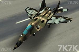《战斗机停靠》游戏画面3