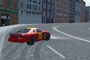 《3D跑车试驾》游戏画面1