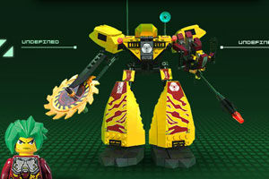 乐高机器人战争