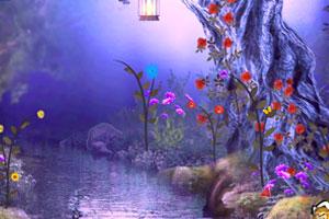 《逃离怪异森林》游戏画面1
