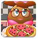 土豆姑娘做比萨