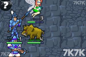 《城堡争霸无敌版》游戏画面1