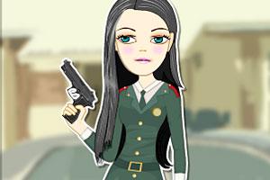 《帅气女警察》游戏画面1