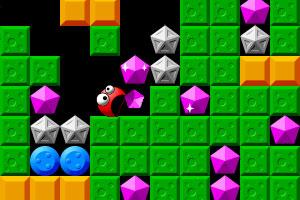 《疯狂的挖宝小怪2升级版》游戏画面1
