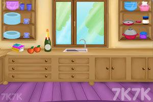 《淘气宝贝打扫房间》游戏画面3