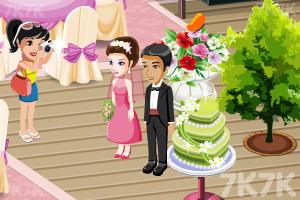 《布置婚礼》游戏画面2