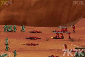《诺曼底登陆战役》游戏画面6