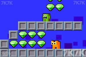 《寻找绿宝石》游戏画面3