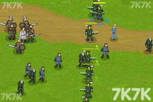 《皇族守卫军中文版》游戏画面1