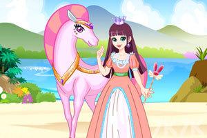 《白马公主2》游戏画面3