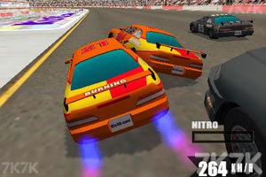 《3D涡轮赛车2015》游戏画面1