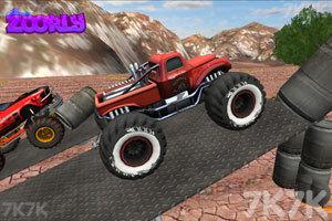 《巨无霸四驱车挑战赛》游戏画面5