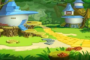 《逃出魔法村庄》游戏画面1