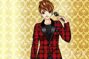 《帅气的男艺人》游戏画面2