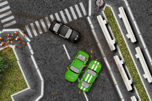 《城市飙车》游戏画面1