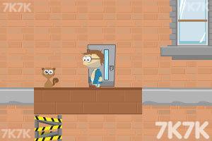 《抱猫求生记选关版》游戏画面2