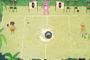 《丛林狩猎食物大战》游戏画面1