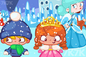 《苹果公主爱偷懒2》游戏画面5