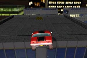 《3D特技汽车挑战2》游戏画面1