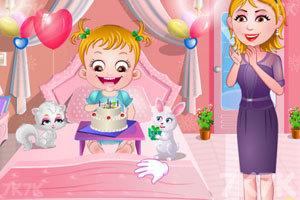 《可爱宝贝的生日聚会》游戏画面5