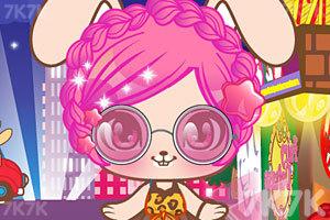 《萌萌猫小妹》游戏画面2