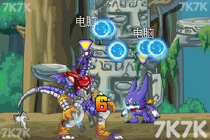 《超数码宝贝无敌版》游戏画面9