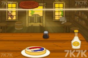 《开心汉堡包3》游戏画面3