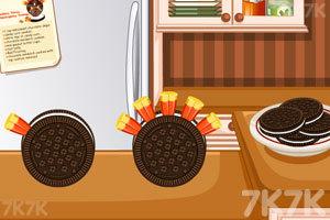《感恩节火鸡小饼干》截图3