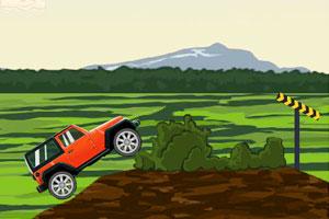 《吉普车越野挑战赛》游戏画面1