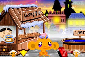 《逗小猴开心感恩节版》游戏画面3