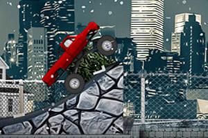《疯狂的四轮卡车》游戏画面1