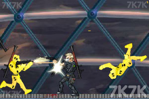 《狙击外星人部队2》游戏画面9