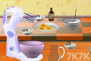 《巧克力哈雷蛋糕》游戏画面3