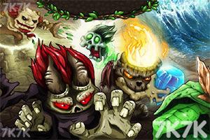 《丛林守护者2无敌版》游戏画面2