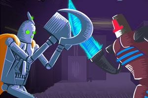 《天启机器人》游戏画面1