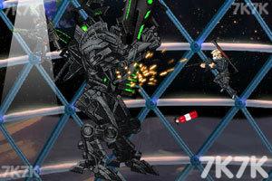 《狙击外星人部队2无敌版》游戏画面4
