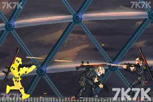 《狙击外星人部队2无敌版》游戏画面9