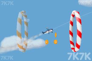 《飞翔的小飞机》游戏画面2