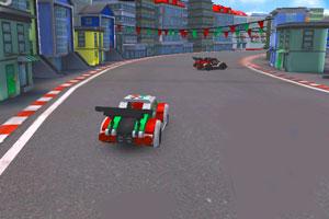 《乐高城市飙车》游戏画面1